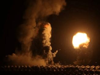Serangan Malam ke-10 Israel, Terjadi Ledakan Besar di Gaza