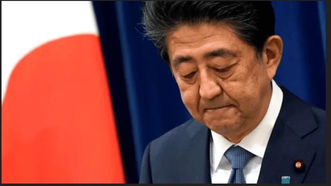 Kesehatan Memburuk, PM Jepang Mengundurkan Diri