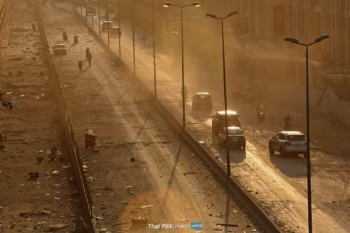 Foto-foto Ledakan Beirut: #PrayForLebanon