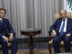 Jawaban Tegas Aoun atas Kunjungan Macron: Tak Ada Kekuatan Kolonial Boleh Kembali ke Lebanon