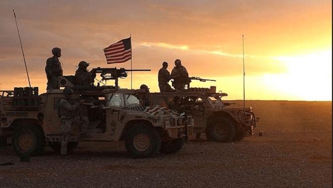 Roket Misterius Hajar Pangkalan Militer Terbesar AS di Suriah