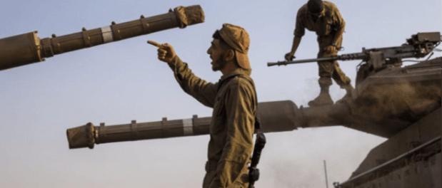 Israel Klaim Bunuh 4 Orang di Perbatasan Suriah