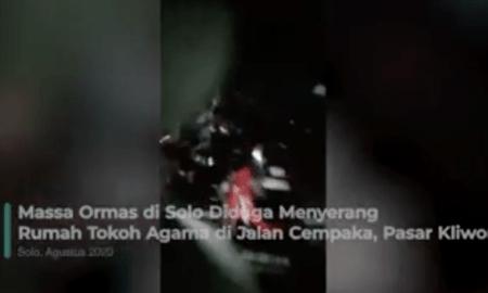 Laskar Solo Serbu Rumah Habib Segaf Saat Ikuti Doa Pernikahan, 3 Orang Dilarikan ke RS