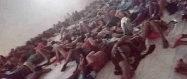 Kejam dan Sadis, Saudi Siksa Ribuan Migran Afrika
