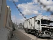 BIADAB! Israel Tutup Perbatasan untuk Semua Barang ke Jalur Gaza