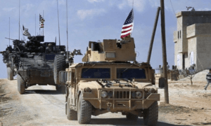 Para Tetua Suku Arab Beri Tenggat Sebulan bagi Pasukan AS Angkat Kaki dari Suriah Timur