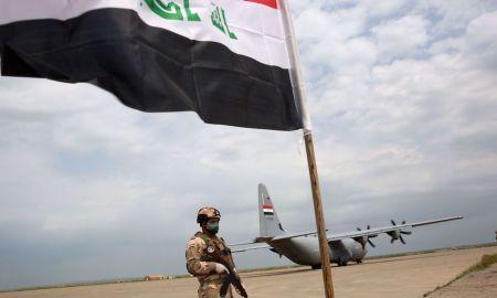 Konvoi Militer AS Diserang di Perbatasan Irak-Kuwait