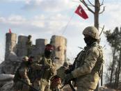 Uni Antar-Parlemen Arab Kecam Serangan Tanpa Henti Turki ke Warga Sipil Suriah