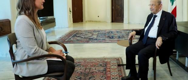 Presiden Lebanon Tegaskan segera Ungkap Kebenaran Dibalik Ledakan Beirut