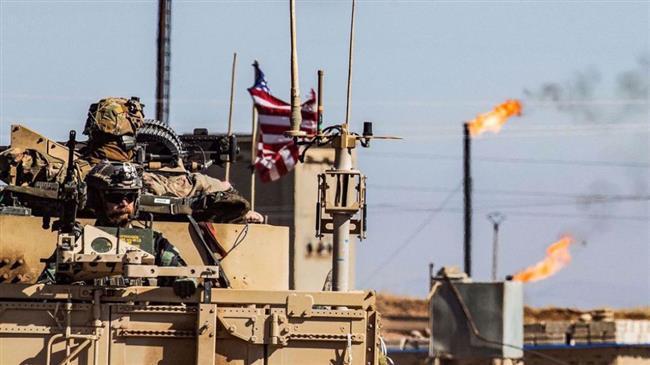 Serangan Roket Hantam Pangkalan Militer AS di Suriah Timur