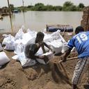Sudan Dilanda Banjir Terparah selama Beberapa Dekade