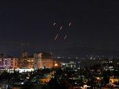 Pertahanan Udara Suriah Cegat Serangan Rudal Israel di Aleppo