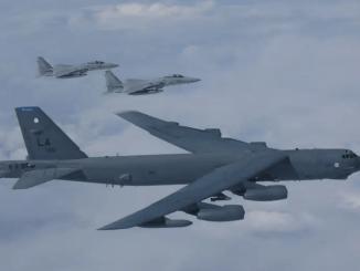 Moskow Kecam Simulasi Serangan AS ke Rusia dengan Pembom Strategis B-52