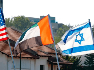 Delegasi UEA, Bahrain dan Israel Tiba di Washington untuk Penandatanganan Kesepakatan Normalisasi