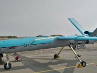 """Drone Iran """"Simorgh"""" Hancurkan Target pada Jarak Lebih dari 1000 KM"""