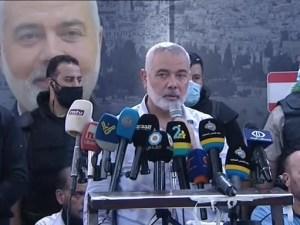 Hamas: Hari Ini Kita Bertemu di Beirut dan Ain Al-Hilwe, Esok di Yerusalem