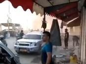 Video Detik-detik Ledakan Bom Truk di Afrin, Suriah