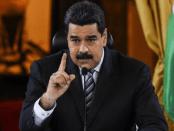 """Maduro """"Semprot"""" AS Saat Pidato di Sidang PBB"""