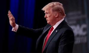 Taktik Nazi ala Trump