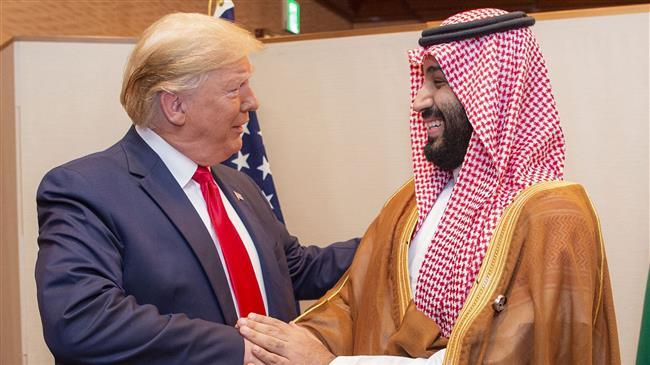 Trump Selamatkan Putra Mahkota Saudi dari Kasus Pembunuhan Kashoggi