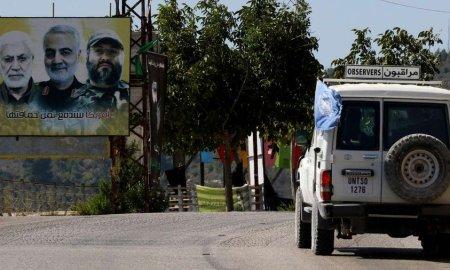 Militer Lebanon Tembak Jatuh Drone Israel dekat Perbatasan