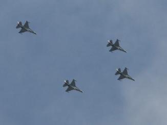 Jet Tempur, Drone Israel Kembali Langgar Wilayah Udara Lebanon