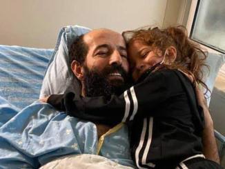 Meski Kondisi Memburuk, Al-Akhras Tegaskan Pantang Menyerah Tuntut Kebebasannya