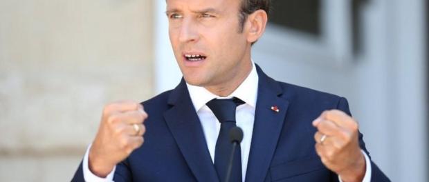 Macron: Turki Kirim 300 Teroris dari Suriah ke Azerbaijan