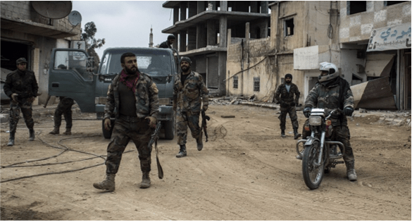 5 Mantan Komandan FSA Dibunuh di Daraa Suriah