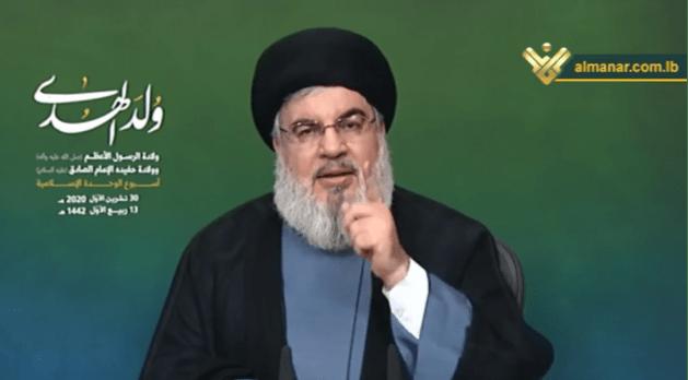 Hasan Nasrullah Puji Kesetiaan dan Kecintaan Bangsa Yaman Kepada Nabi