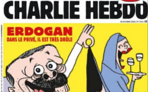 Turki Panggil Kuasa Usaha Prancis Terkait Kartun Cabul Erdogan