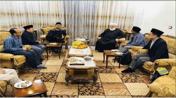Alsyami Ucapkan Bela Sungkawa Atas Wafatnya Syahid Adnan Afyouni