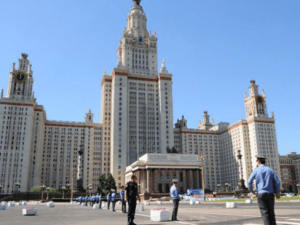Rusia Gagalkan Serangan Teroris di Moskow