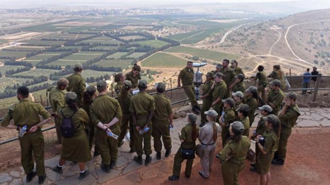 Israel dan AS Mulai Proyek 'Penelitian Ilmiah' di Dataran Tinggi Golan