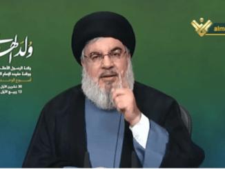 Sekjen Hizbullah ke Macron: Apakah Agama dapat Disalahkan Atas Kejahatan Individu?