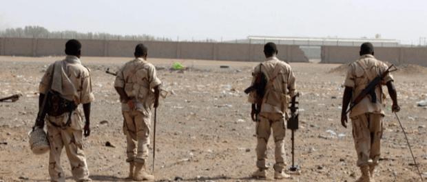 Sudan Kembali Kirim Ribuan Tentara ke Saudi untuk Perangi Yaman