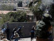 Tentara Israel Lukai 15 Warga Palestina di Tepi Barat