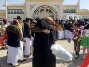 Pertukaran Tahanan, Pesawat Ke-4 Tiba di Bandara Sana'a