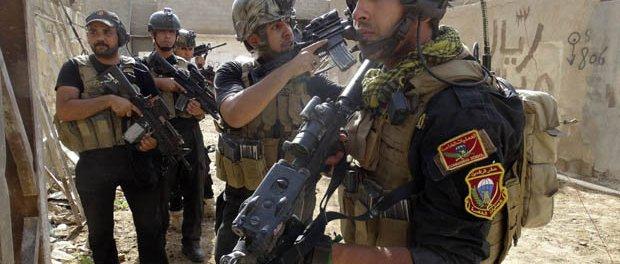 Pasukan Irak Tangkap Buronan Internasional dan Tokoh Penting ISIS di Baghdad