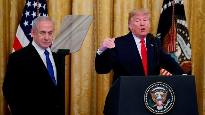Netanyahu Umbar Pujian untuk Trump jelang Pemilu ASNetanyahu Umbar Pujian untuk Trump jelang Pemilu AS