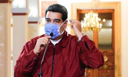 Pemilu AS Kacau, Maduro: Jangan Sok Ajari Dunia soal Demokrasi
