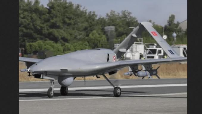 Drone Turki Serang Pemukiman dan Pertanian Penduduk di Utara Suriah