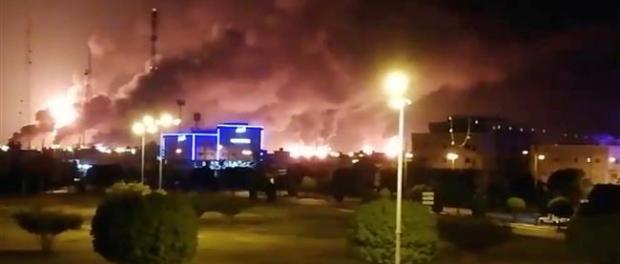 Houthi Serang Fasilitas Minyak Saudi di Jizan