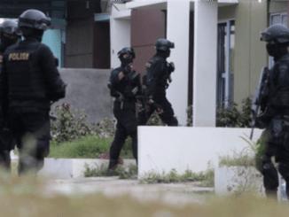Densus 88 Polri Tangkap Petinggi Jamaah Islamiyah di Lebak Banten