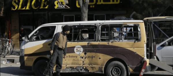 23 Roket Hujani Zona Hijau di Kabul, Salah Satunya Kedubes Iran