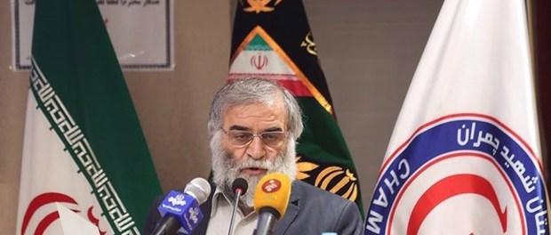 Pembalasan Atas Pembunuhan Ilmuwan Iran Masuk Misi Khusus IRGC