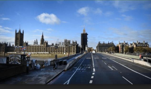 Buntut Serangan Wina, Inggris Siaga Satu