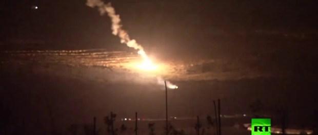 Video: Israel Tembakkan Bom Suar ke Lebanon Selatan