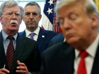 Trump: John Bolton Salah Satu Orang Terbodoh di Pemerintahan Saya