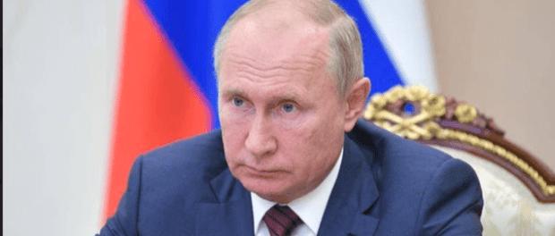 Kremlin Bantah Putin Idap Parkinson